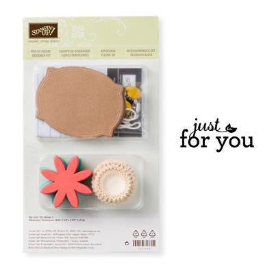 Pop Up Posies Designer Kit