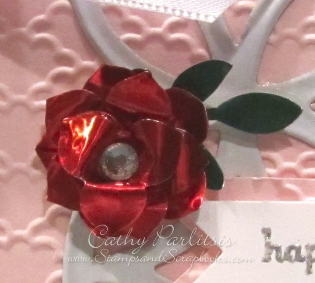 Flower with Craft Metal