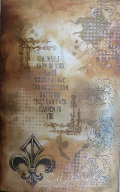 Journal Pages Two and Three Step1