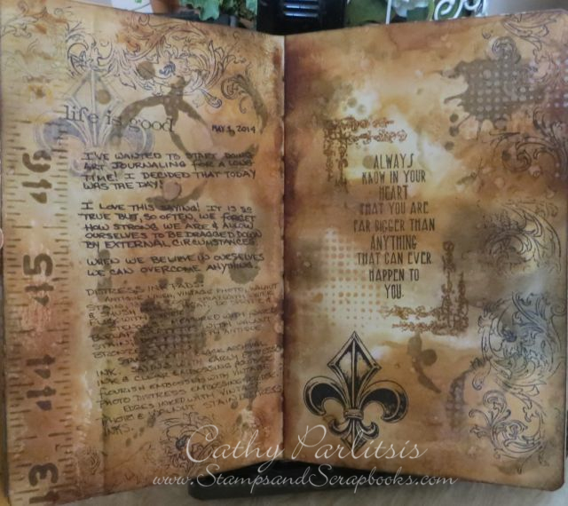 Journal Pages 2 and 3