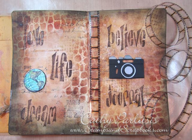 Love Life Journal Pages