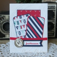 Maritime Masculine Clean and Simple Card