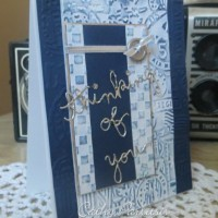 SSS Thinking of You Masculine Card