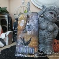 Spooky Halloween Tag for Tim's 12 Tags of 2014