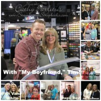 Whose Who at the Craft and Hobby Show 2015