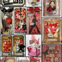 Valentine Blogworthy Link and Blog Candy