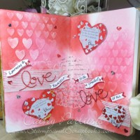 Love Dove Journal Pages