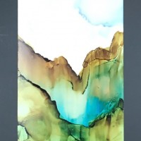Distress Alcohol Ink Techniques